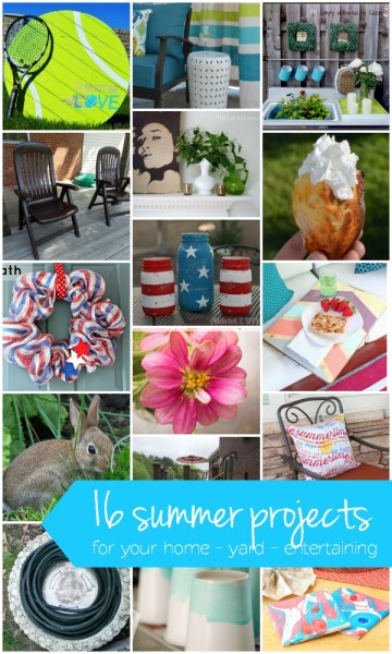 Summer Projects for Your Home and Yard