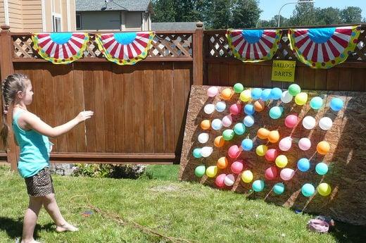 balloon darts
