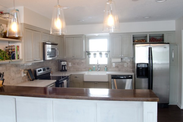 remodeled kitchen, Ramblings from the Burbs on Remodelaholic