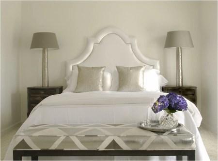 white bedroom via decorpad