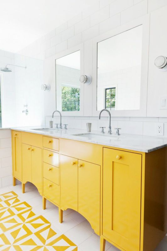 Remodelaholic | Best Colors For Your Home: Yellow
