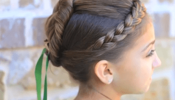 Remodelaholic | 8 Easy Hairstyles for Little Girls