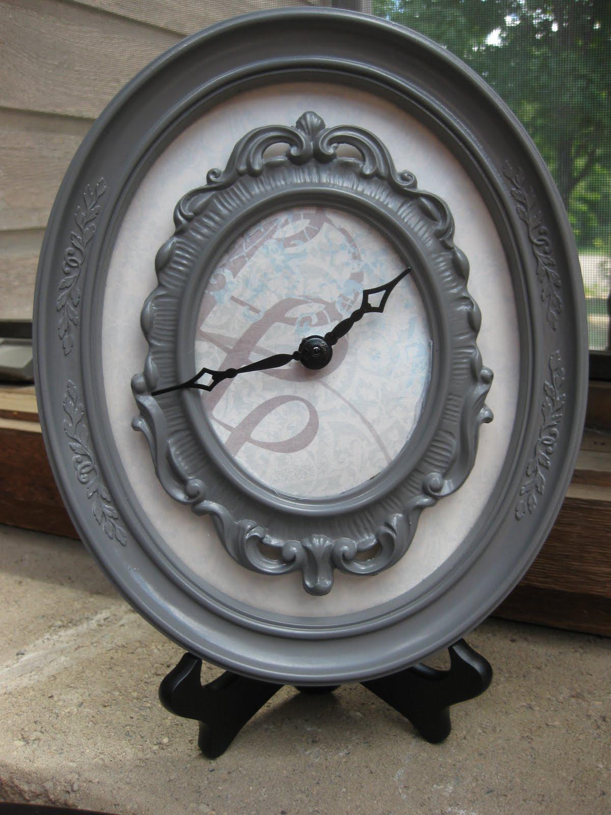 Remodelaholic 25 Cool Diy Clocks