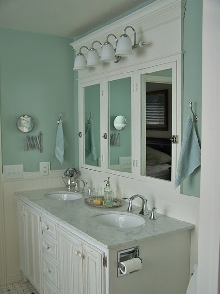 master bathroom remodel with marble