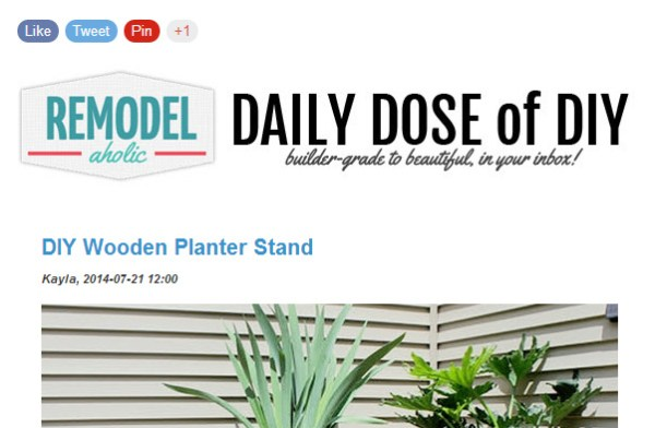 remodelaholic daily email.bmp