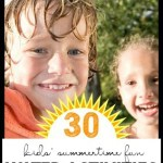 Summer Activities For Kids On Remodelaholic