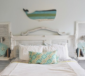 25 Fabulous Upcycled Headboards