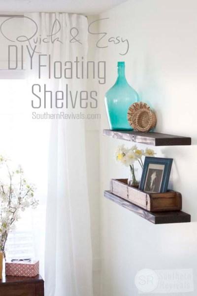 Shelves Header