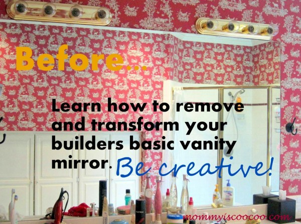 before vanity mirror