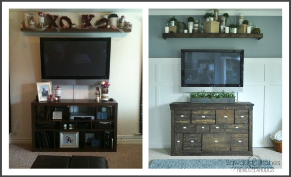 ikea and media makeover 2