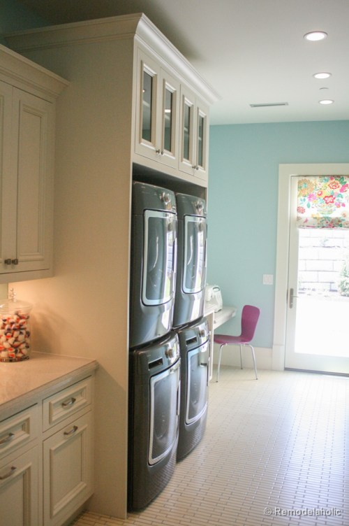 Fabulous Laundry room design ideas from @Remodelaholic (16 of 103)