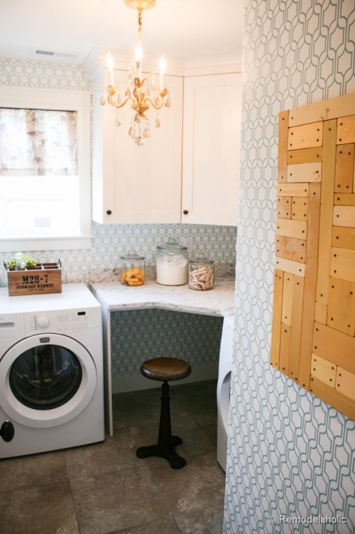 Fabulous Laundry room design ideas from @Remodelaholic (29 of 103)