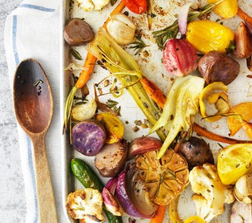 7 Healthy and Easy Vegetable Side Dishes