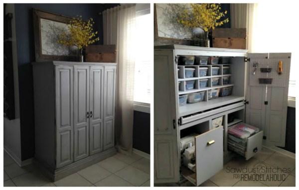 craft cabinet overhaul