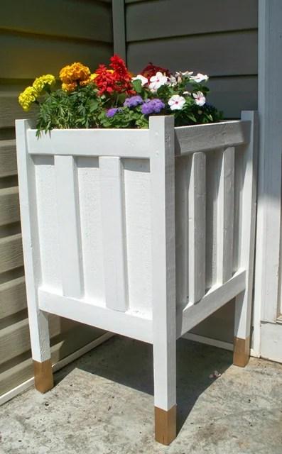 diy front porch planter