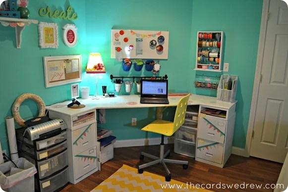 organized craft room 3