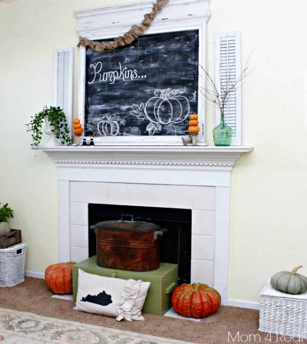 Instagram Fall Decorating Ideas: 20+ Fall Decorating Ideas