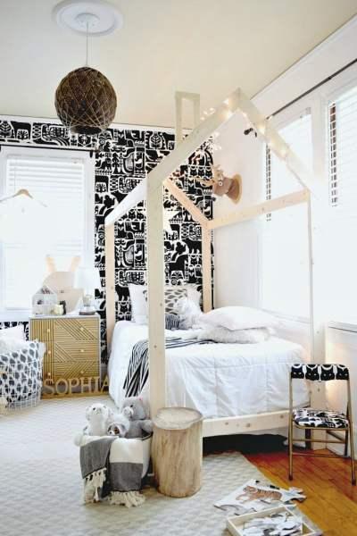 DIY House Bed With Kreg Jig 1