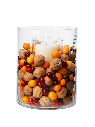 walnut cranberriy and kumquat hurricane