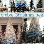 Remodelaholic Decorating With Non Traditional Christmas Colors