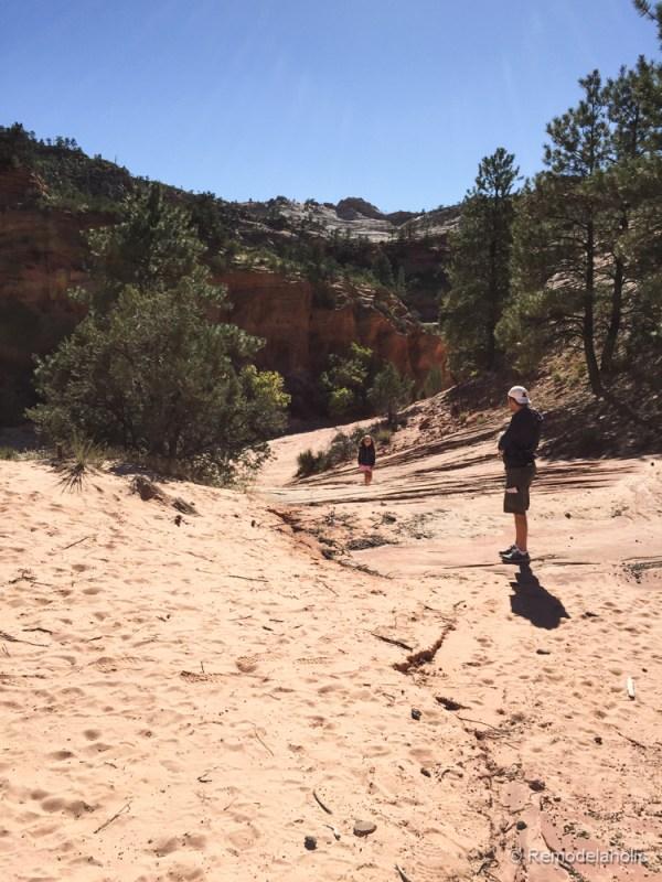 Family Trip to St George Utah--12