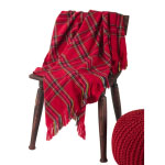 Rad Plaid Throw