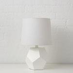Winter Whites Lamp