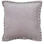 Winter Whites Studded Pillow