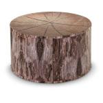 Winter Whites Tree Table