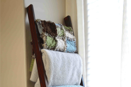 Blanket Ladder Tutorial