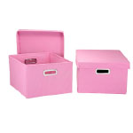 Hot Pink Christmas Boxes