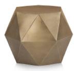 Modern Remodelaholic Xmas Geometric Table