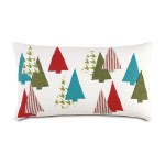Modern Remodelaholic Xmas Tree Pillow