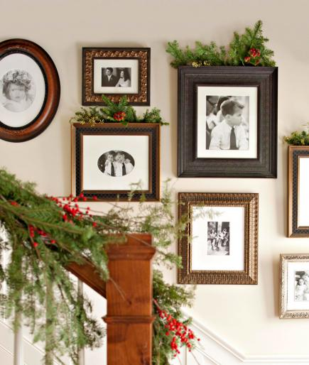 Pinterest Home Decor 2014: Holiday Decorating Ideas For Every Room In