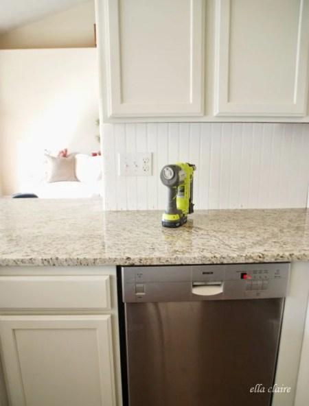 Remodelaholic 15 Diy Kitchen Backsplash Ideas