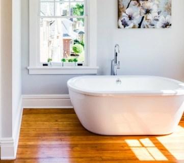 Spacious Bathroom Inspiration
