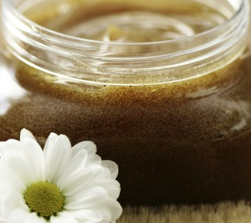Vanilla Cinnamon Latte Sugar Scrub