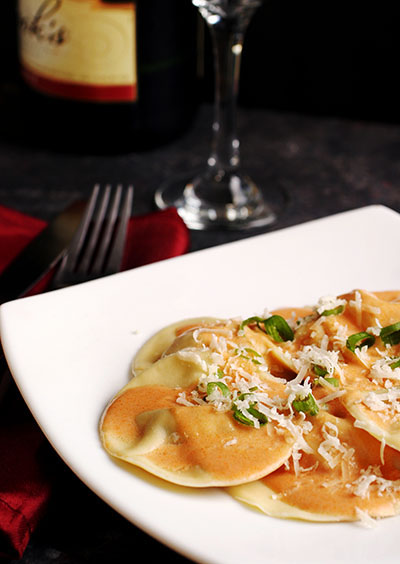 Lobster Ravioli Recipe