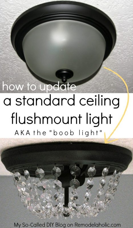 Replace Pendant Light