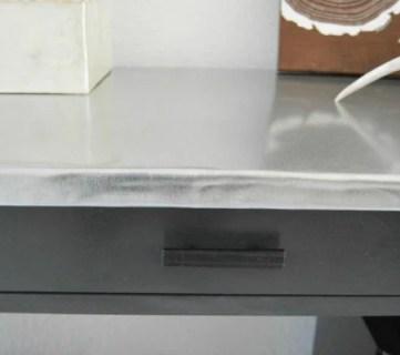 DIY Metal Table Top Tutorial