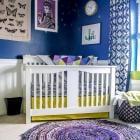 Bold & Bright Girl's Nursery