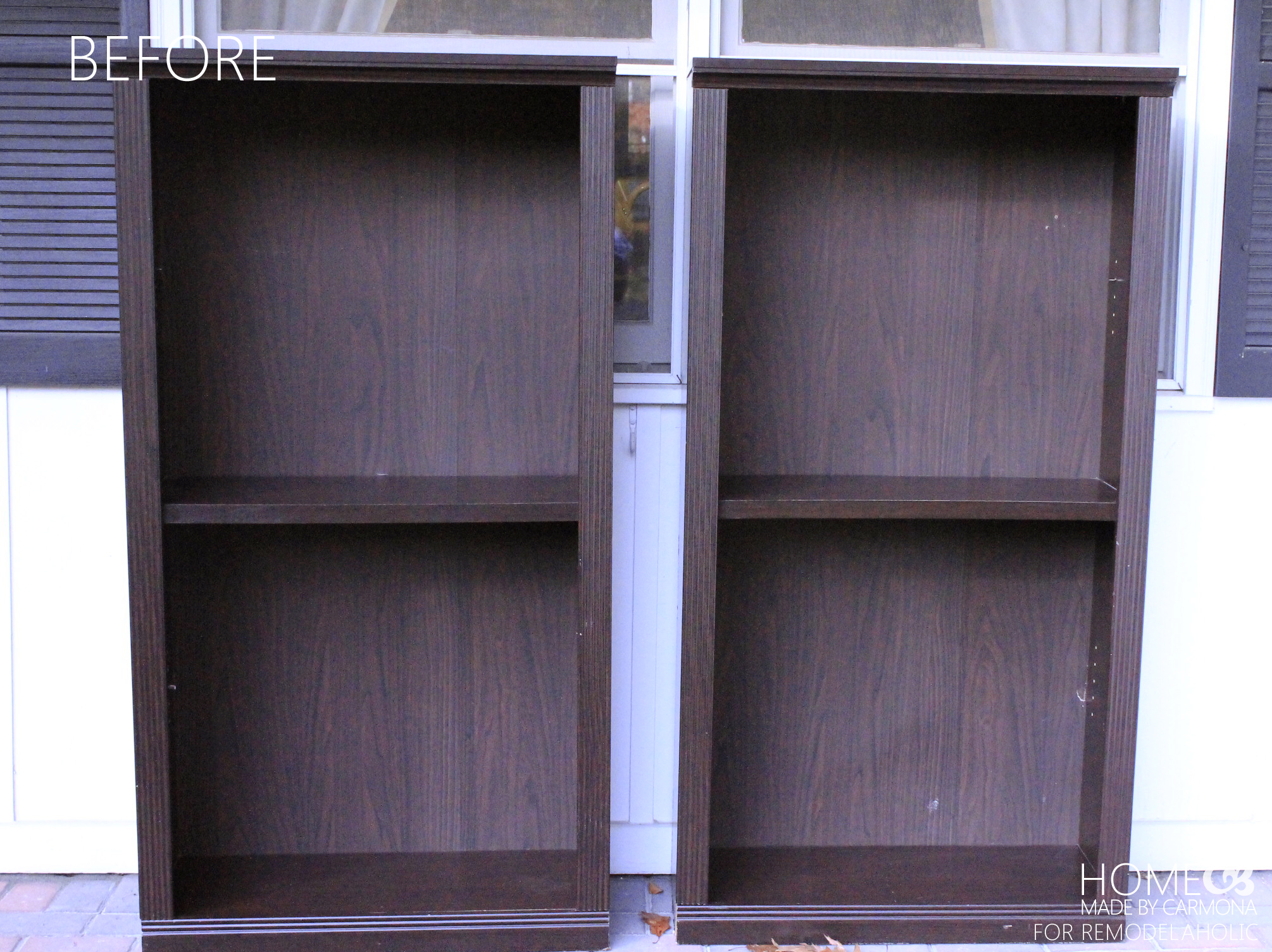 tier with furniture bookcases credenza hutch products design relaxed pc bookcase ashley by open vintage