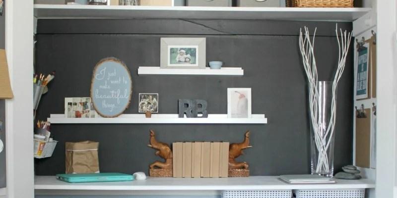 closet to office. Making An Organized Closet Office Craft Space Closet To Office