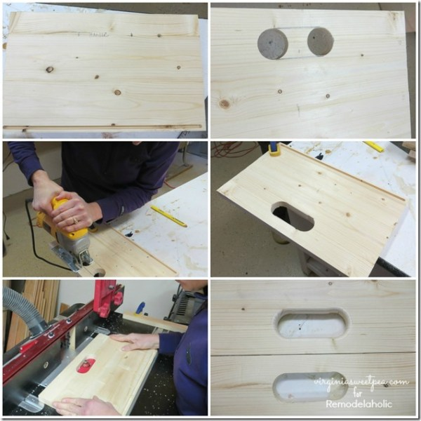 How to Build a Storage Crate by Virginia Sweet Pea featured on @Remodelaholic