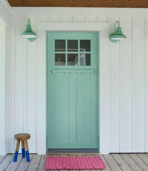 Beautiful Doors - entry craftsman door in Olympic Splish Splash