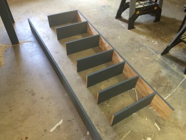 How to build a back-of-door shelf 10 - Wilkerdos on Remodelaholic
