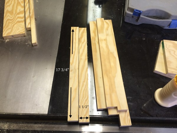 How to build a back-of-door shelf 2 - Wilkerdos on Remodelaholic