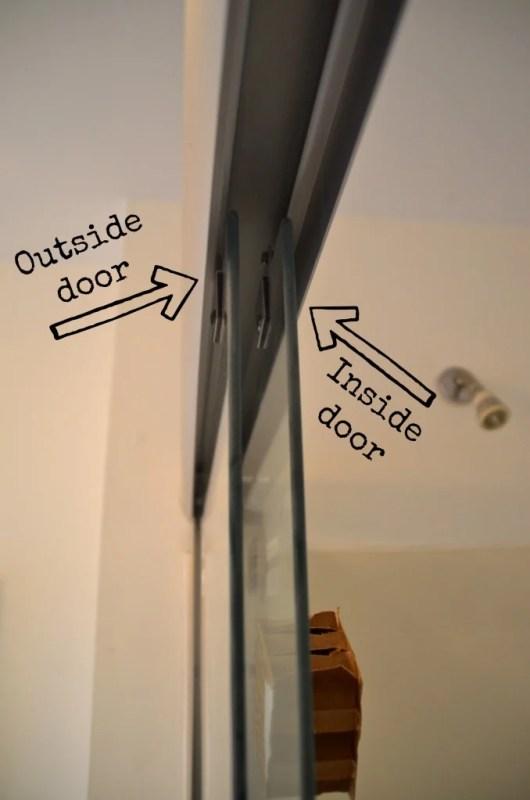 how to install a new shower door - Ciburbanity