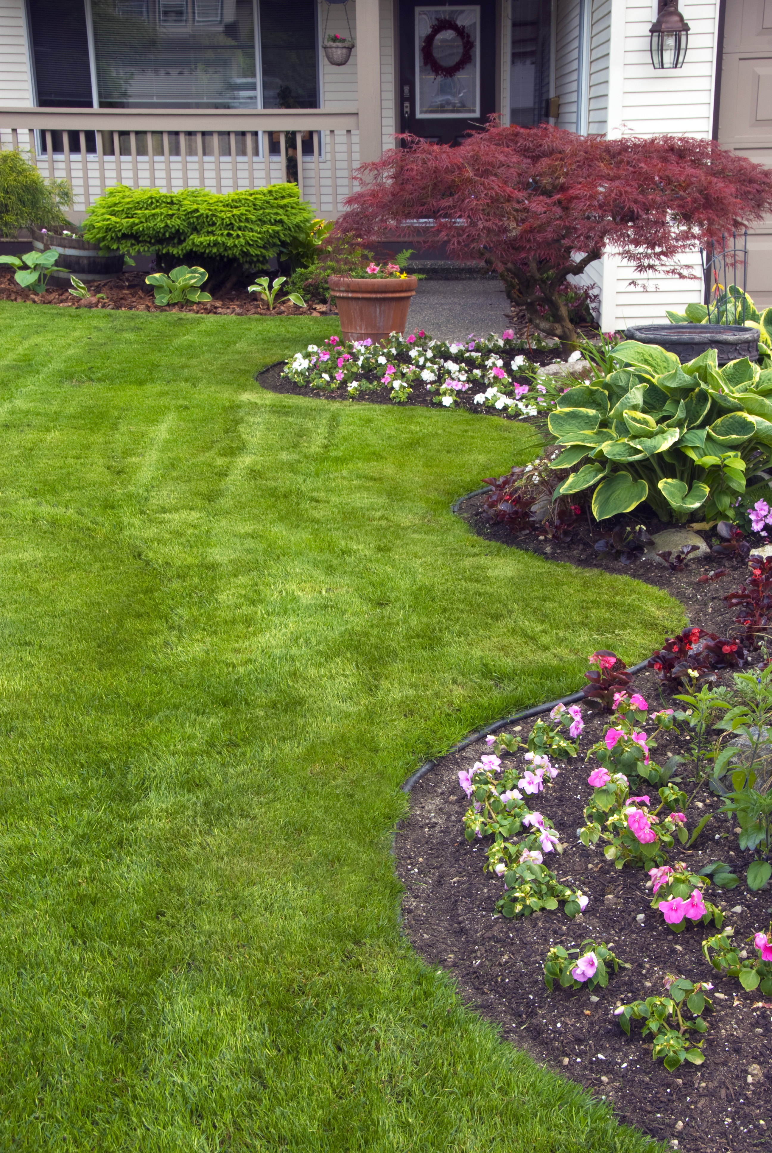 Remodelaholic | 5 Front Yard Landscaping Ideas You Can ...