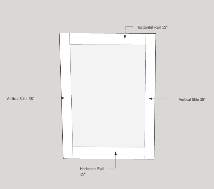 Cabinet Door Stiles And Rails Creativeadvertisingblog